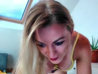 I am a sexy girl with long blonde hair, hot body and beautiful legs, I like to be bad or good, you can choose how you want to play with me, think of a game and I will amaze you with my personality!